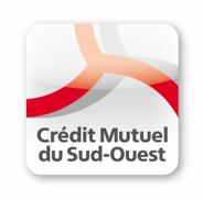 Logo Crédit mutuel du Sud-Ouest